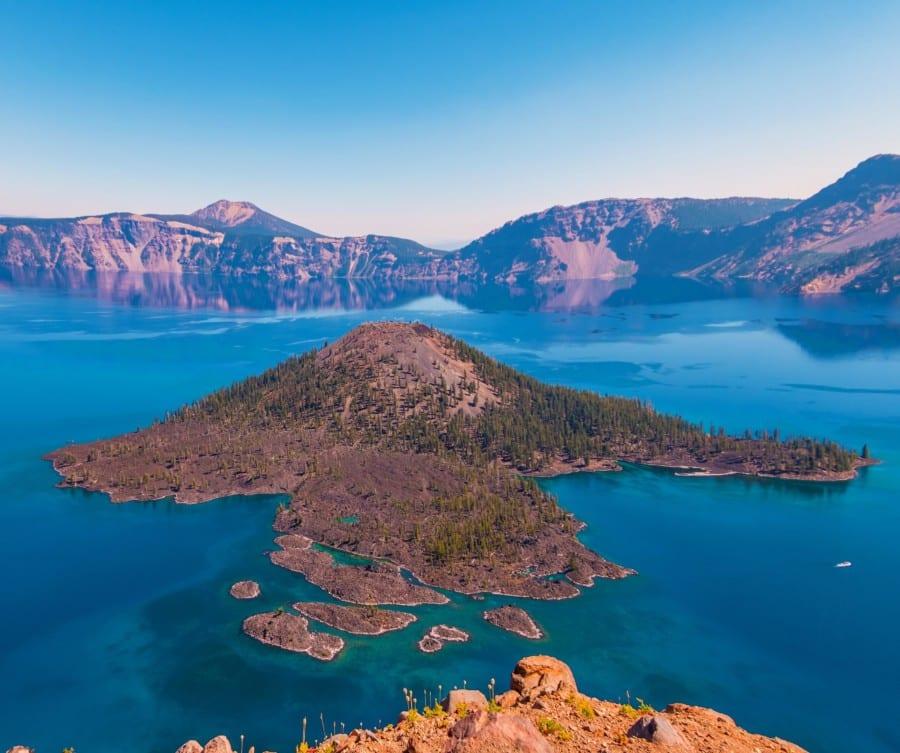 Crater Lake Sunrise | MowryJournal.com
